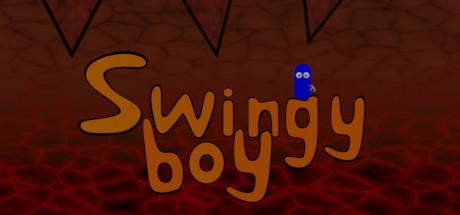 Swingy boy