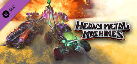 Heavy Metal Machines - Ultimate Machine Pack DLC