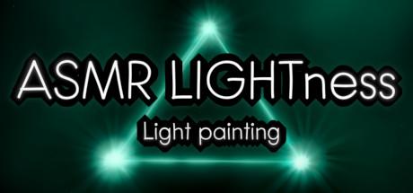 ASMR LIGHTness - Light painting