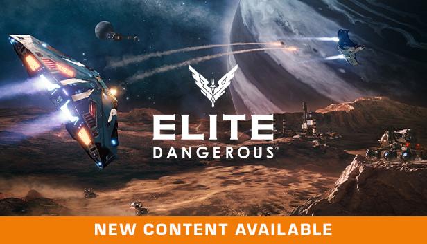 Elite Dangerous on Steam_新世代自取點