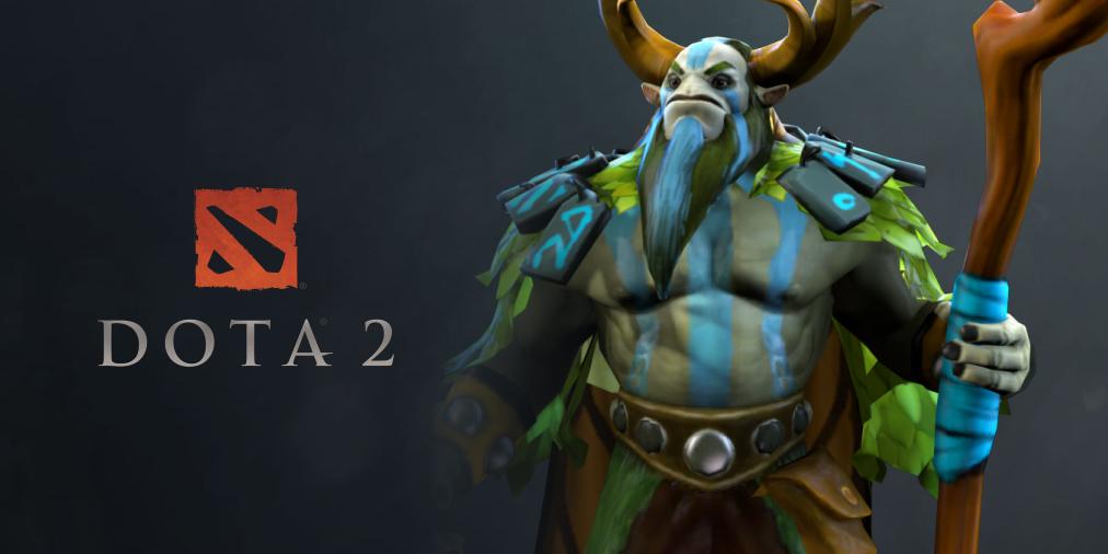 Nature's Prophet - Dota 2