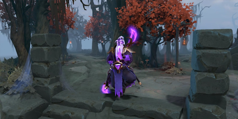 Dota 2 The Outlanders Update