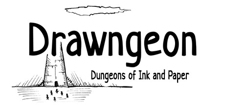 Drawngeon: Dungeons of Ink and Paper Cover Image