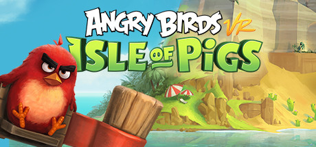 Angry Birds VR: Isle of Pigs Cover Image
