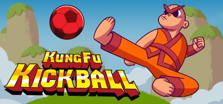 KungFu Kickball Cover Image