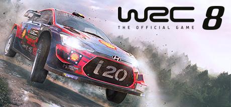WRC 8 FIA World Rally Championship Cover Image