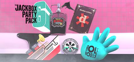 The Jackbox Party Pack 6 Cover Image
