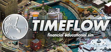 Timeflow – Time & Money Sim Cover Image