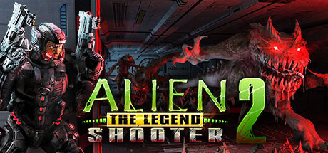 Alien Shooter 2 - The Legend Cover Image