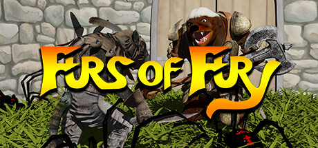 Furs of Fury Capa