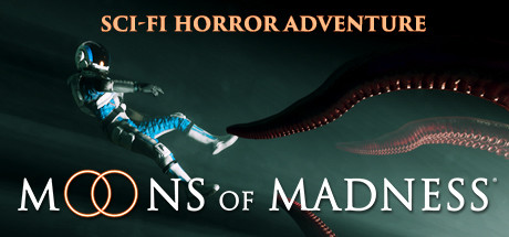 Moons of Madness Cover Image