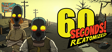 60 Seconds! Reatomized Cover Image