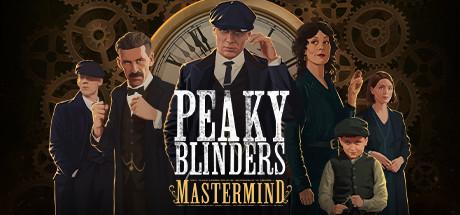 Peaky Blinders Mastermind [PT-BR] Capa