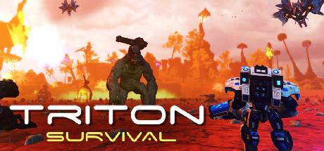 Triton Survival Capa