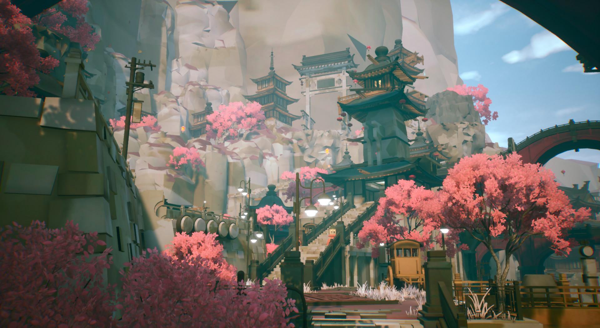 TASOMACHI: Behind the Twilight on Steam