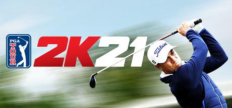 PGA TOUR 2K21 Cover Image
