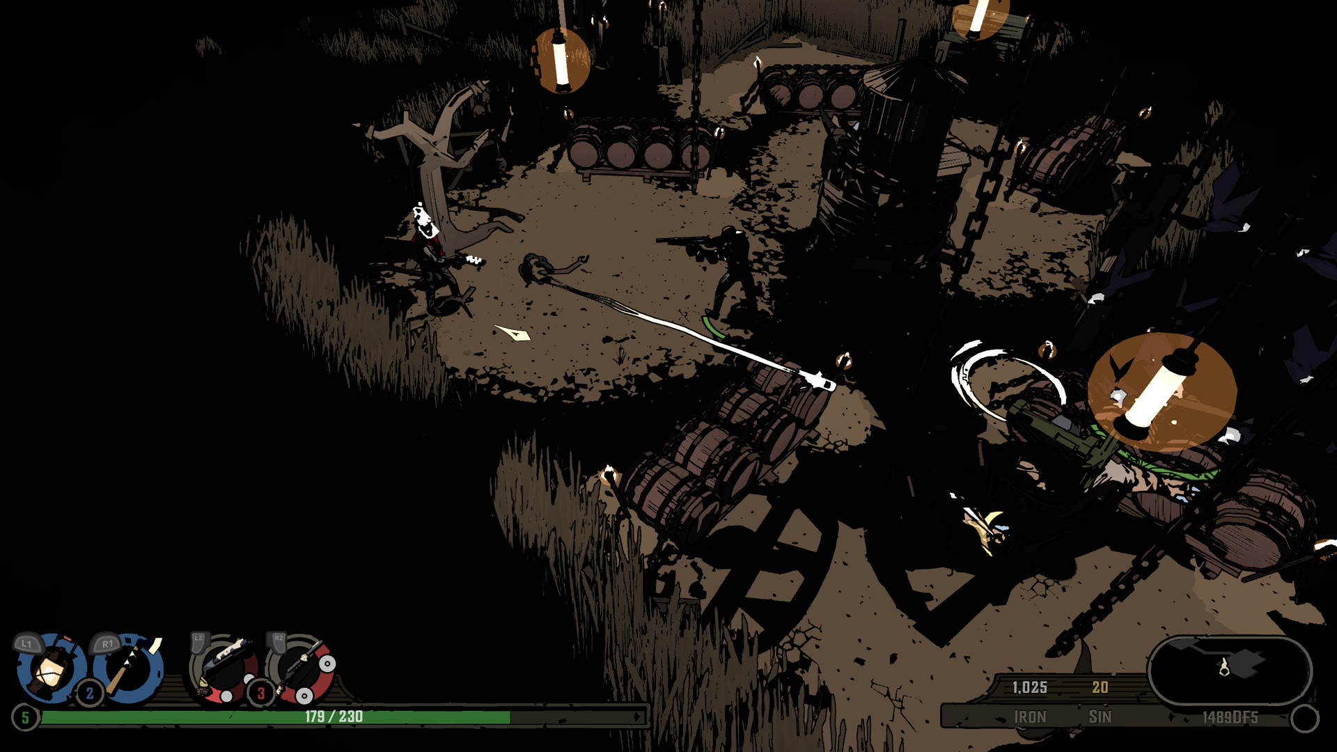 West of Dead Screenshot 1