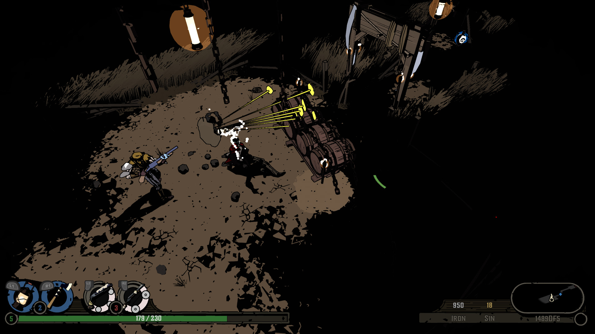 West of Dead Screenshot 2