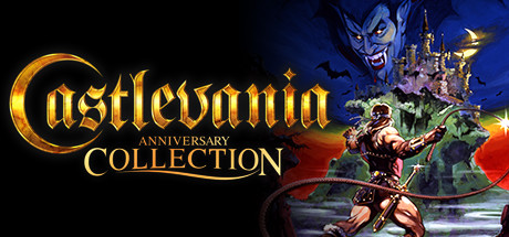 Castlevania Anniversary Collection Cover Image