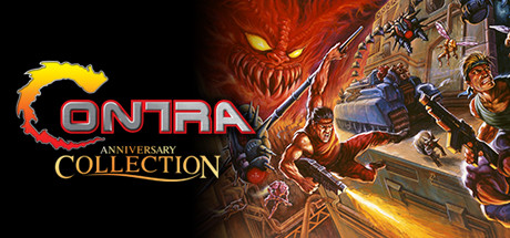 Contra Anniversary Collection Cover Image