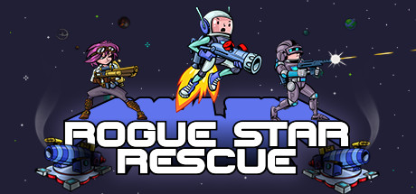 Rogue Star Rescue [PT-BR] Capa