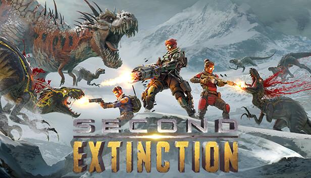 Second Extinction™ в Steam