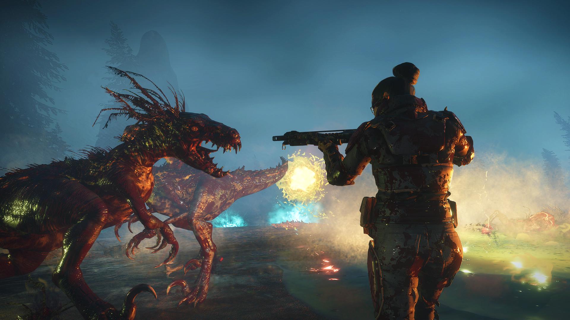 Un nuevo tráiler detalla el motor gráfico de Second Extinction, juego que llegará a Xbox Series X