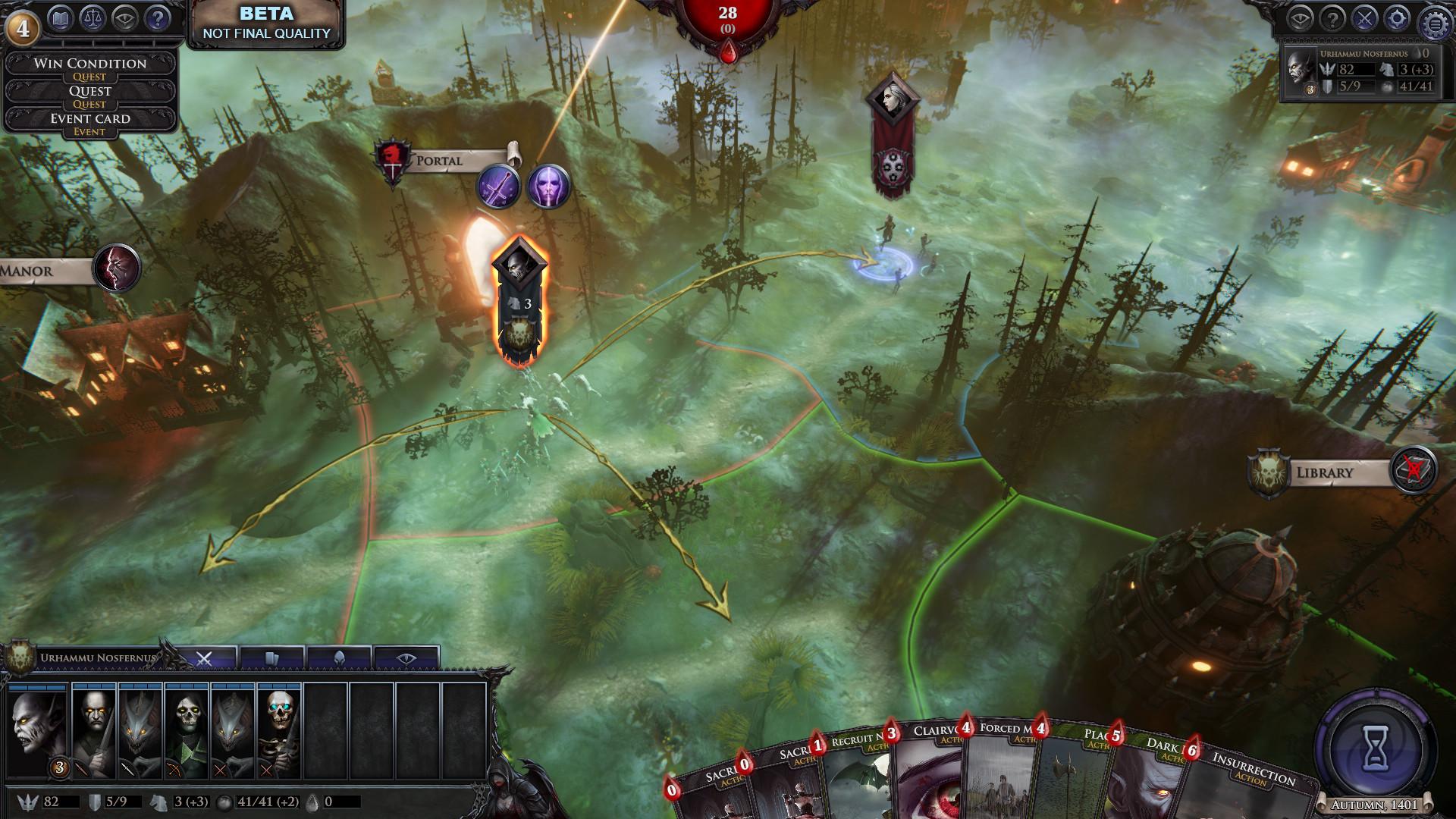 Immortal Realms: Vampire Wars Crack