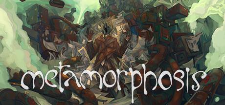 Metamorphosis [PT-BR] Capa