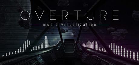 Overture Music Visualization Capa