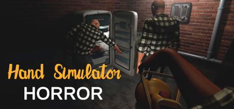 Hand Simulator Horror Capa