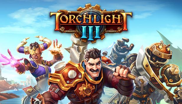 Torchlight III en Steam