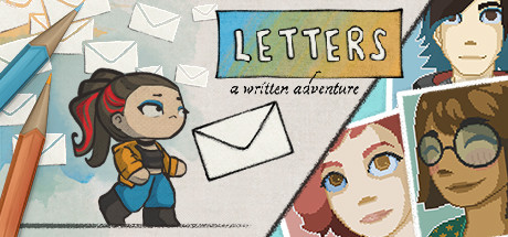 Letters - a written adventure Cover Image