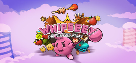 Whipseey and the Lost Atlas Cover Image
