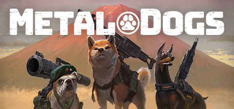METAL DOGS Capa