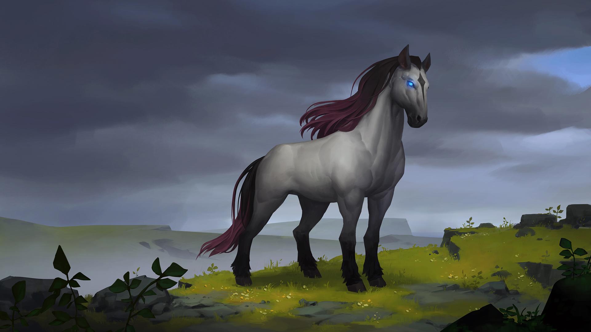 Northgard - svadilfari clan of the horse