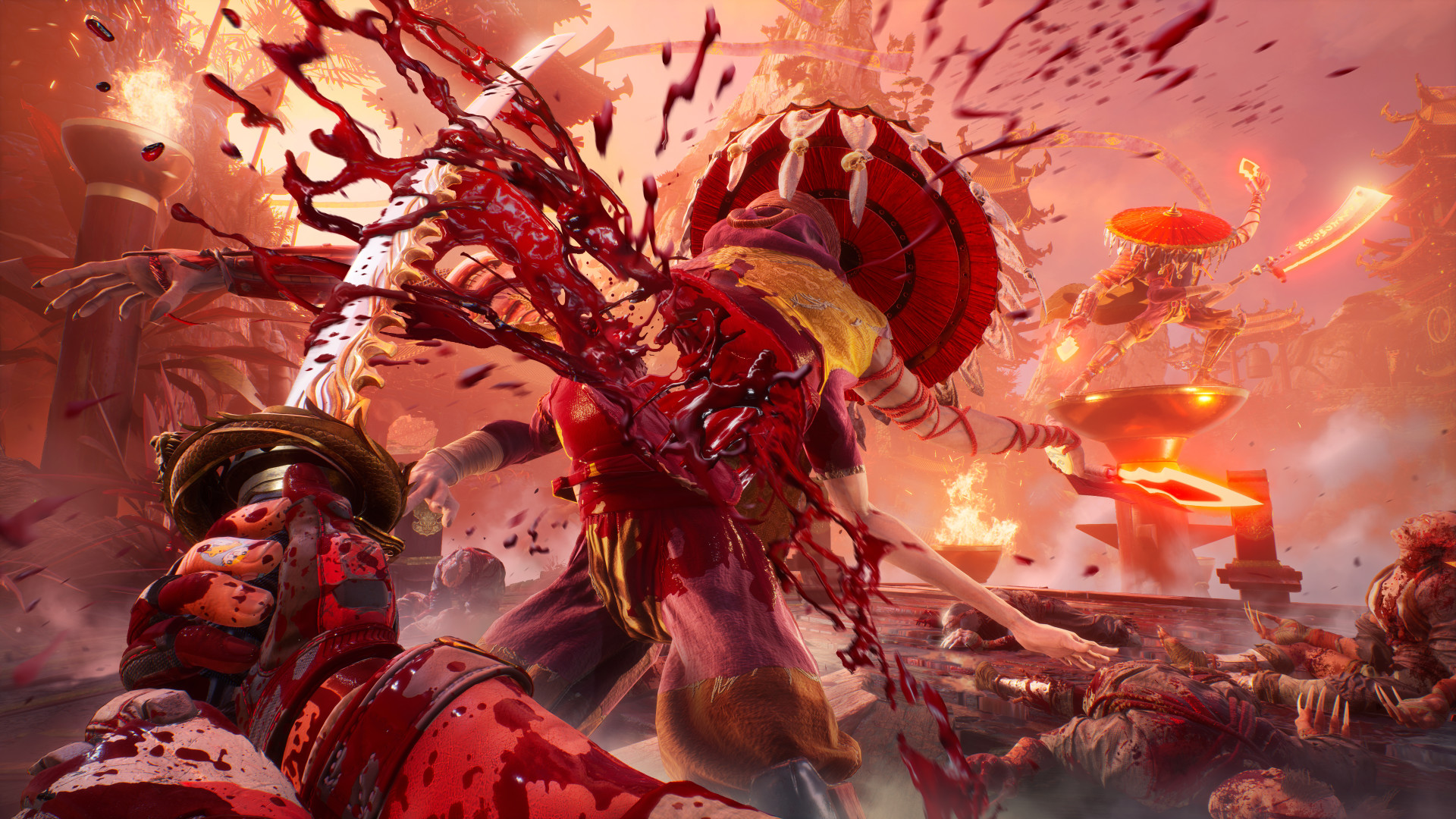 tráiler gameplay Shadow Warrior 3