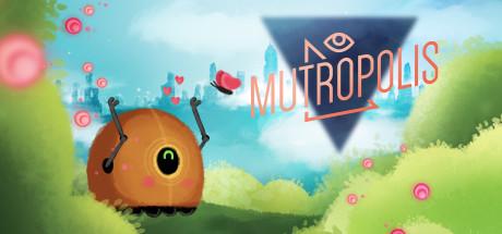 Mutropolis [PT-BR] Capa