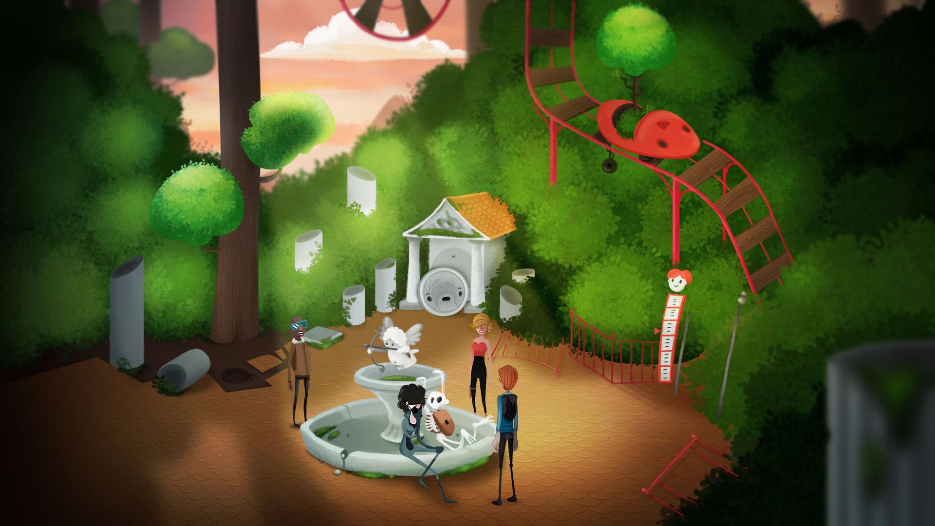 Mutropolis screenshot 2