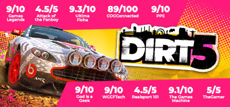 DIRT 5 Cover Image