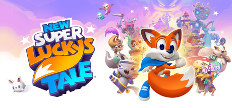 New Super Lucky's Tale Cover Image