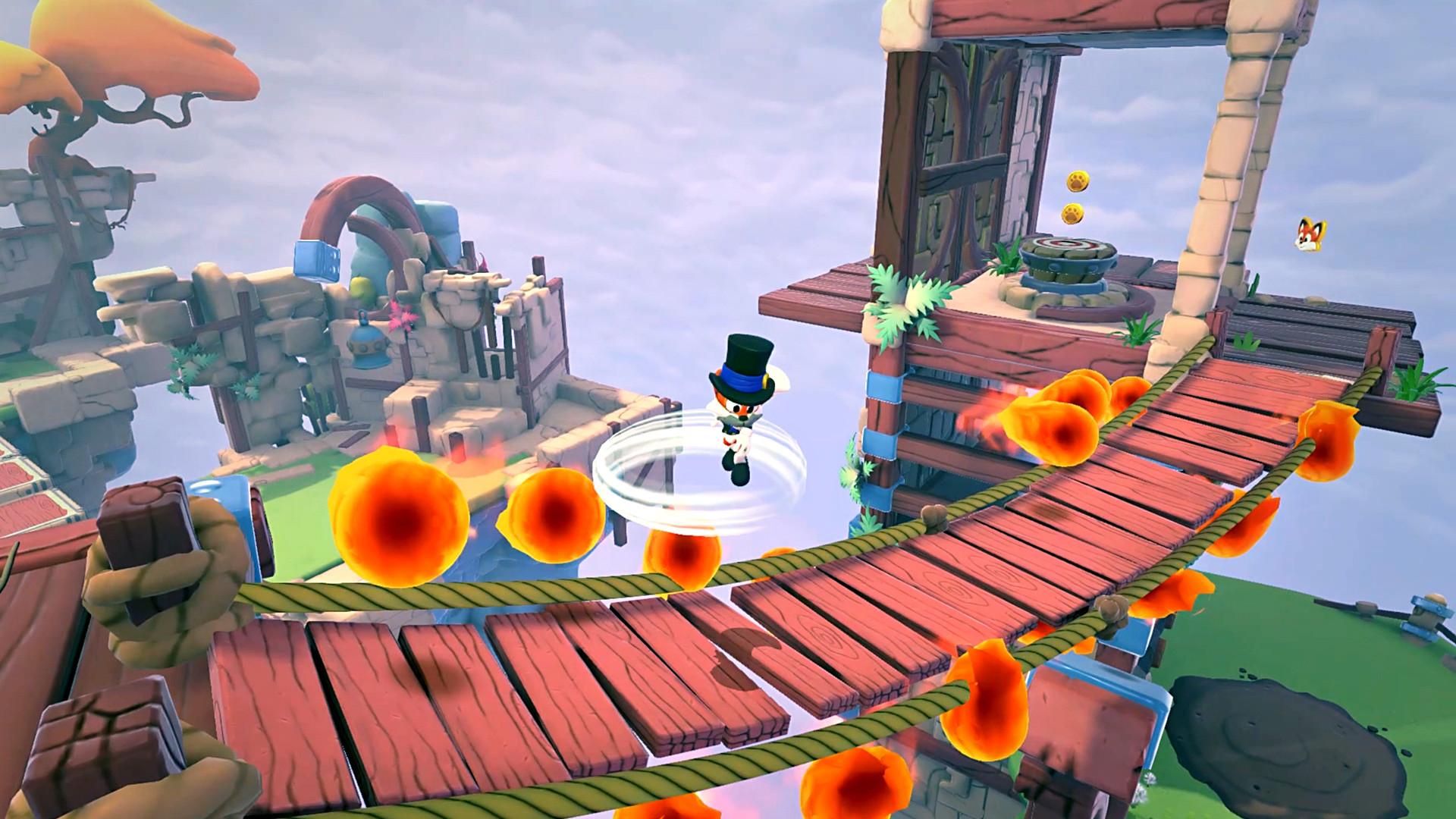 New Super Lucky's Tale Screenshot 1