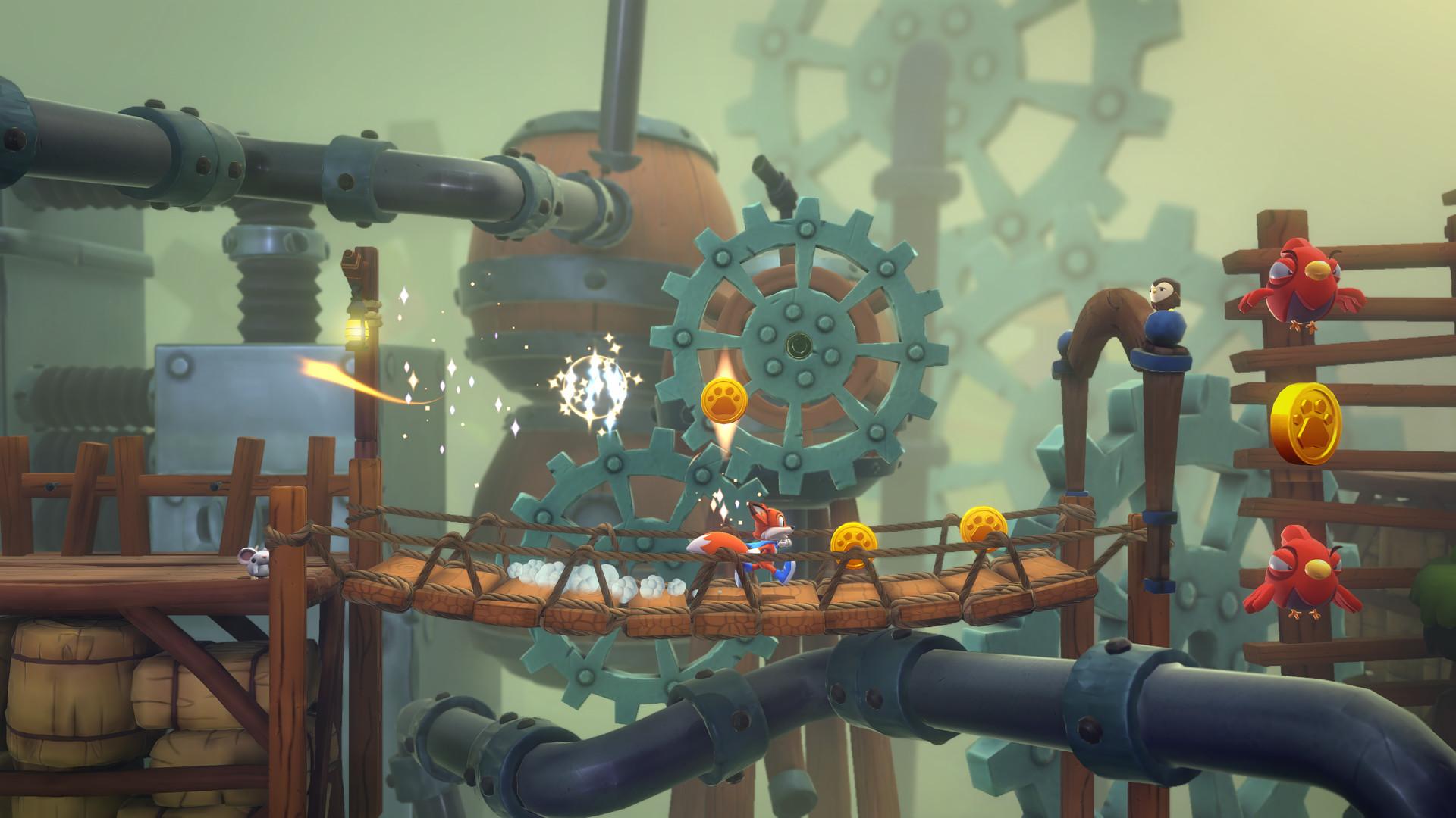 New Super Lucky's Tale Screenshot 3