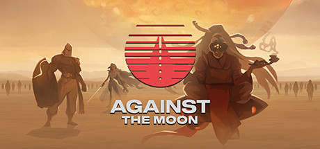 Against The Moon Capa