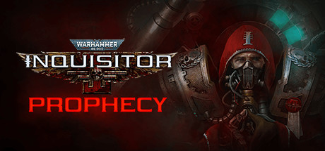 Warhammer 40,000: Inquisitor - Prophecy Cover Image