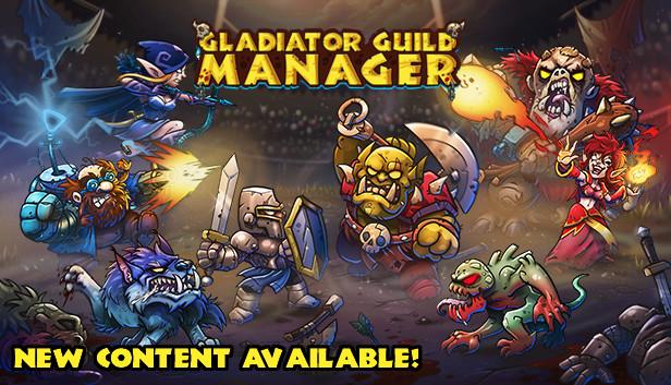Gladiator Guild Manager (EA)