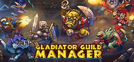 Gladiator Guild Manager [PT-BR] Capa