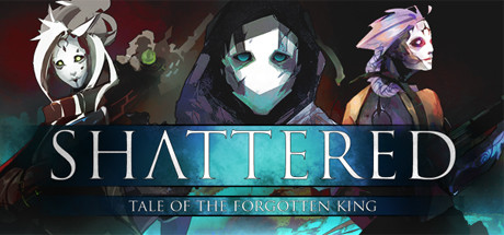 Shattered  Tale of the Forgotten King Capa