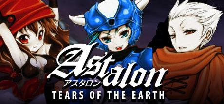 Astalon Tears of the Earth Capa