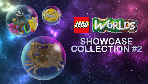 LEGO® Worlds: Showcase Collection Pack 2 on Steam